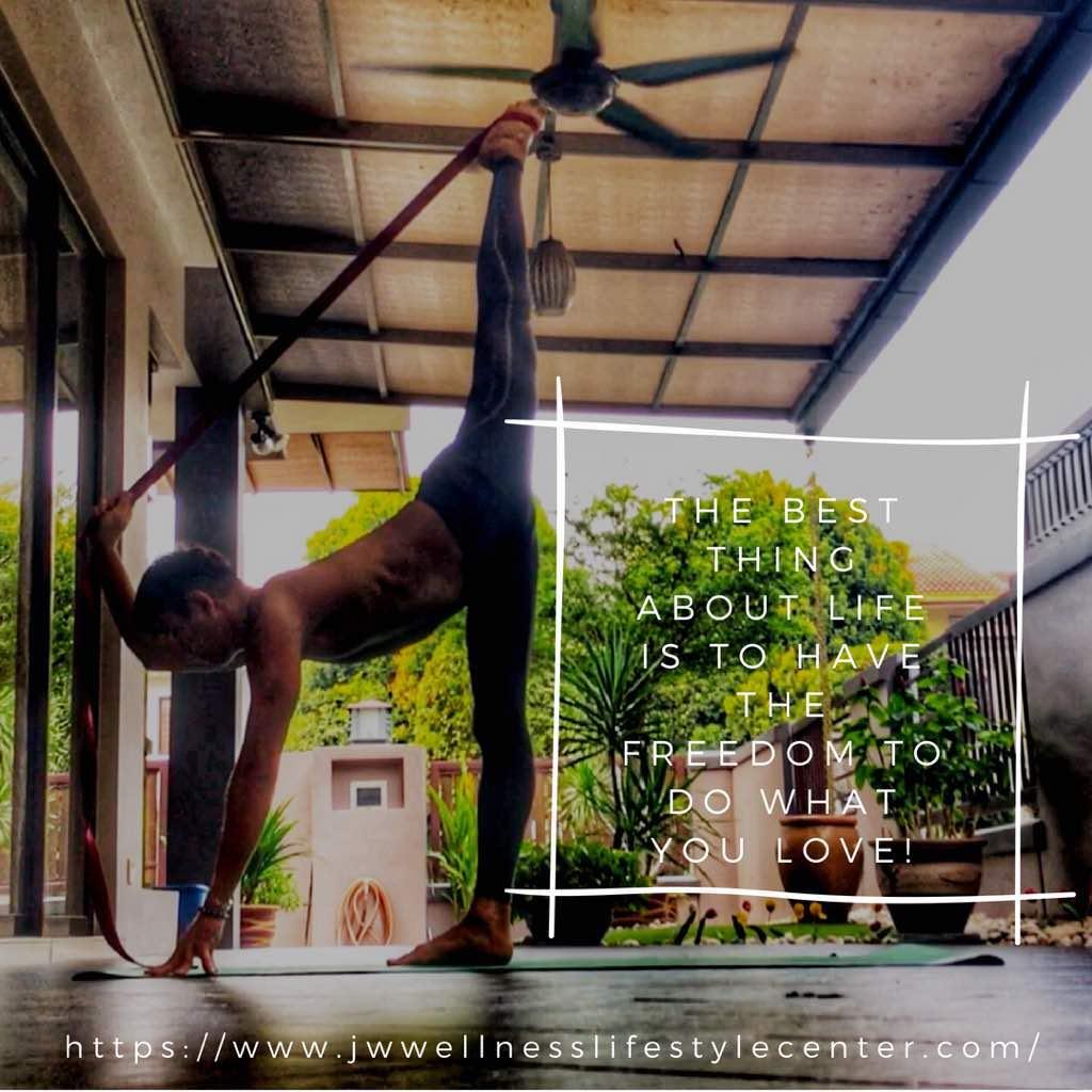 Yoga Album - JW Wellness Lifestyle Center